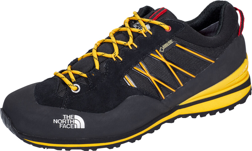 The North Face Verto Plasma II GTX Shoes yellow/black
